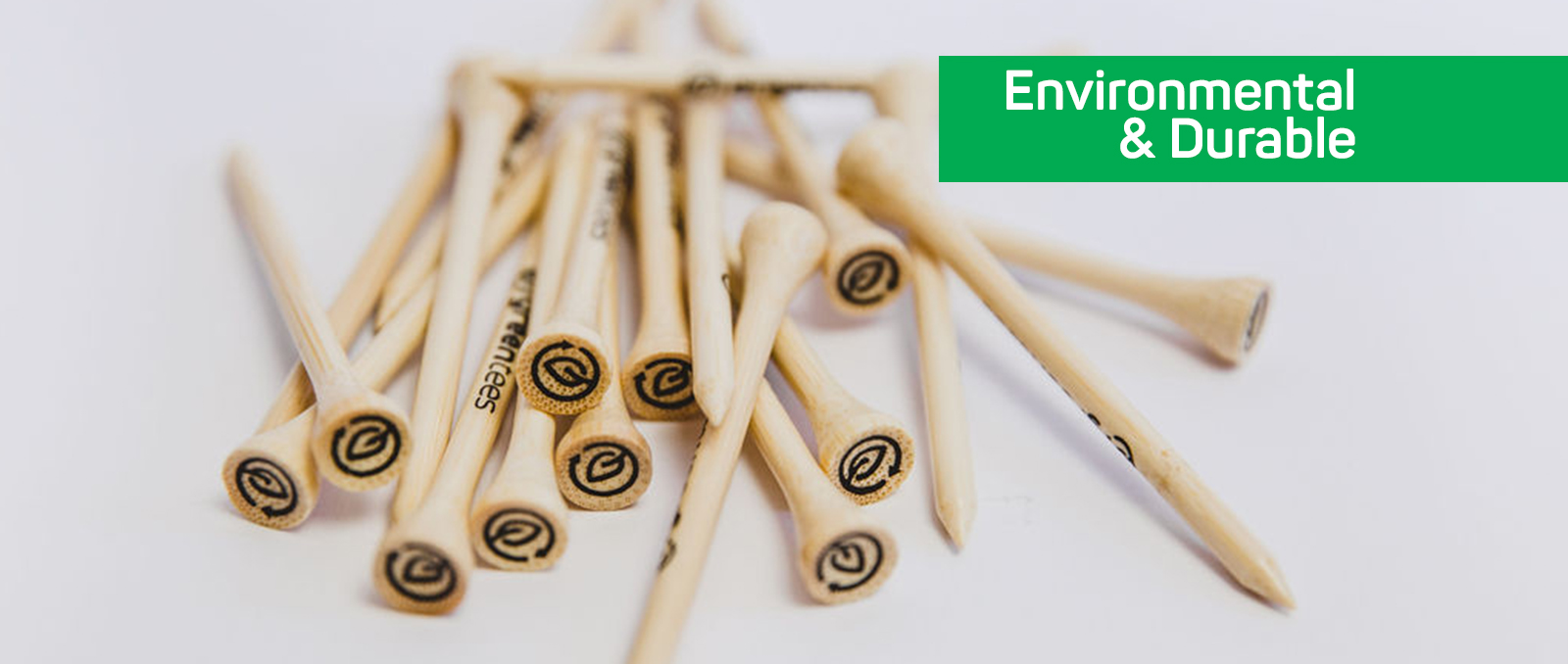 environmental bamboo golf tee