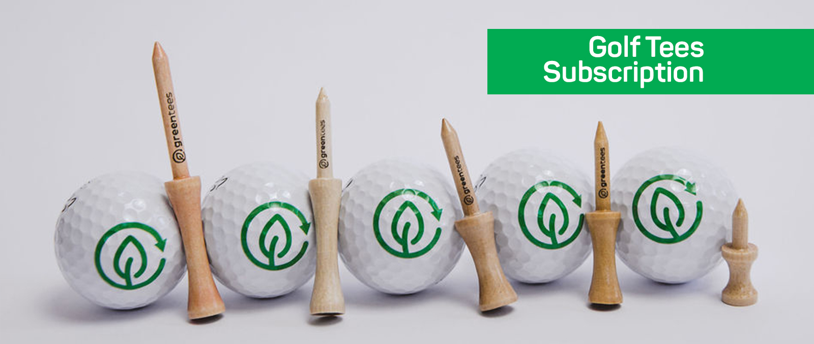 bamboo golf tee subscription