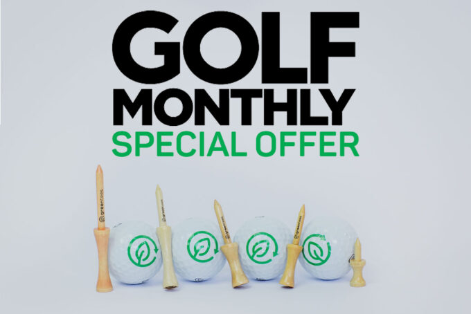 golf monthly green tees offer